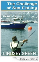 Link to Amazon site retailing Kindle e-book 'The Challenge of Sea Fishing'